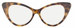 Tom Ford FT5224 Eyeglasses Eyeglasses - 56J Havana / Roviex