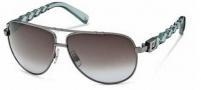 Swarovski SK0003 Sunglasses Sunglasses - 12B
