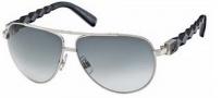 Swarovski SK0003 Sunglasses Sunglasses - 16B