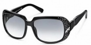 Swarovski SK0013 Sunglasses Sunglasses - 01B