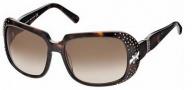 Swarovski SK0013 Sunglasses Sunglasses - 52F