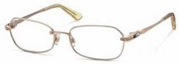 Swarovski SK5002 Eyeglasses Eyeglasses - 028