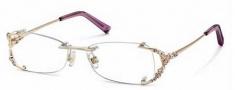 Swarovski SK5011 Eyeglasses Eyeglasses - 028