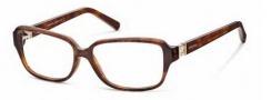 Swarovski SK5016 Eyeglasses Eyeglasses - 053  Havana
