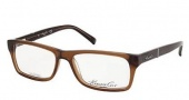 Kenneth Cole New York KC0174 Eyeglasses Eyeglasses - 048 Shiny Dark Brown