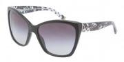 Dolce & Gabbana DG4111M Sunglasses Sunglasses - 18918G Black Gray Gradient