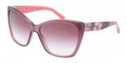 Dolce & Gabbana DG4111M Sunglasses Sunglasses - 19328H Fuxia Violet Gradient