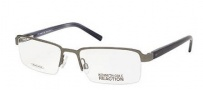 Kenneth Cole Reaction KC0704 Eyeglasses Eyeglasses - 008 Gunmetal