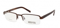 Kenneth Cole Reaction KC0704 Eyeglasses Eyeglasses - 048 Brown