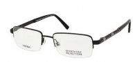Kenneth Cole Reaction KC0718 Eyeglasses Eyeglasses - 002 Matte Black