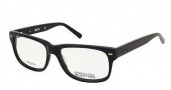 Kenneth Cole Reaction KC0722 Eyeglasses Eyeglasses - 001 Shiny Black