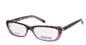 Kenneth Cole Reaction KC0724 Eyeglasses Eyeglasses - 083 Violet