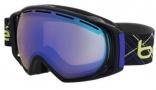 Bolle Gravity Goggles  Goggles - 21153 Black and Indigo Laser / Aurora