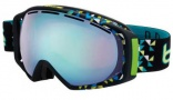 Bolle Gravity Goggles  Goggles - 21151 Black Diagonal / Modulator Vermillon Blue