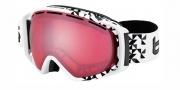 Bolle Gravity Goggles  Goggles - 21149 White Diagonal / Vermillon Gun