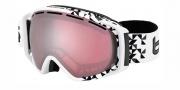 Bolle Gravity Goggles  Goggles - 21150 White Diagonal / Modulator Light Control