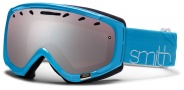 Smith Optics Phase Snow Goggles Goggles - Light Blue Twist / Ignitor Mirror