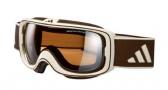 Adidas ID2 SKi Goggles A182  Goggles - Panna Cotta / LST Bright