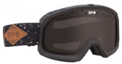 Spy Optic Trevor Goggles  Goggles - Midnight Black / Dark Grey