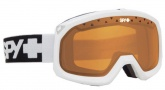 Spy Optic Trevor Goggles  Goggles - White / Persimmon