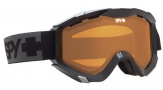 Spy Optic Zed Goggles Goggles - Black / Persimmon and Bronze