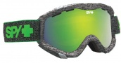 Spy Optic Zed Goggles Goggles - Neon Green Sring / Yellow with Green Spectra