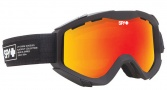 Spy Optic Zed Goggles Goggles - Black Nocturnal / Bronze with Red Spectra