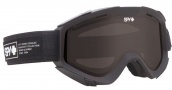 Spy Optic Zed Goggles Goggles - Black Nocturnal / Dark Grey