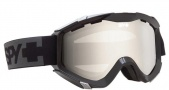 Spy Optic Zed Goggles Goggles - Black / Bronze with Silver Mirror