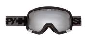 Spy Optic Platoon Goggles - Mirror Lenses Goggles - Black / Bronze with Silver Mirror