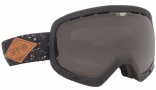 Spy Optic Platoon Goggles Goggles - Black Midnight / Dark Grey + Persimmon Contact