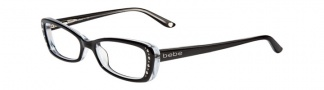Bebe BB5033 Eyeglasses Eyeglasses - Black Crystal
