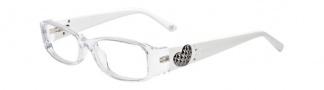 Bebe BB5032 Eyeglasses Eyeglasses - Crystal