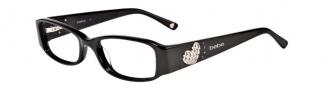 Bebe BB5032 Eyeglasses Eyeglasses - Jet Black