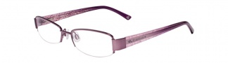 Bebe BB5027 Eyeglasses Eyeglasses - Plum