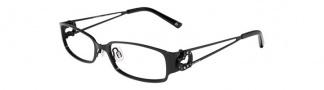 Bebe BB5025 Eyeglasses Eyeglasses - Jet Black