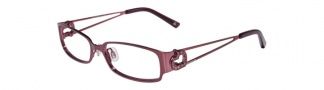 Bebe BB5025 Eyeglasses Eyeglasses - Plum Purple