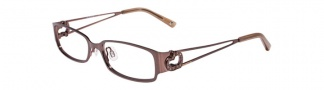Bebe BB5025 Eyeglasses Eyeglasses - Topaz Brown