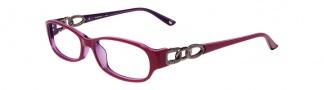 Bebe BB5022 Eyeglasses Eyeglasses - Burgundy