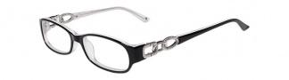 Bebe BB5022 Eyeglasses Eyeglasses - Jet Black