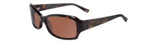 Bebe BB7049 Sunglasses Sunglasses - Tortoise / Brown Gradient