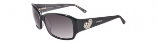 Bebe BB7036 Sunglasses Sunglasses - Jet / Grey Gradient