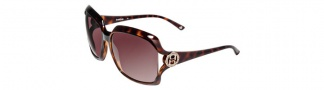 Bebe BB7034 Sunglasses Sunglasses - Tortoise / Brown Gradient