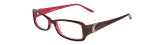Tommy Bahama TB5004 Eyeglasses Eyeglasses - Havana Rose