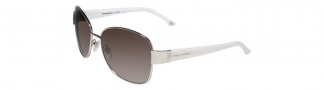 Tommy Bahama TB7011 Sunglasses Sunglasses - Silver / Grey Gradient Polarized