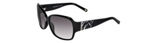 Tommy Bahama TB7008 Sunglasses Sunglasses - Black / Grey Gradient Polarized