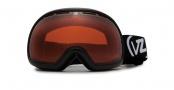 Von Zipper Fishbowl Goggles Goggles - BBA  Black / Amber