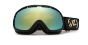 Von Zipper Chakra Goggles Goggles - BKD  Black Gloss