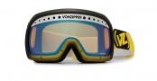 Von Zipper Fubar Goggles Goggles - YEL  Banana Bake - Smokeout