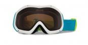 Von Zipper Bushwick Goggles Goggles - WBR  White Gloss
